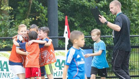 De Nationale Sportweek in Nieuwegein