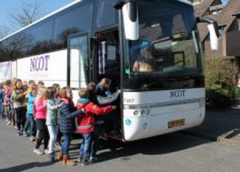 Huidige vervoerder leerlingenvervoer blijft rijden voor gemeenten Nieuwegein, IJsselstein, Montfoort en Lopik
