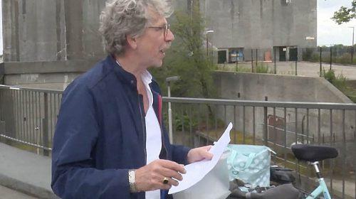 Bijzonder optreden van Ton de Gruijter tijdens 'Soep & Cultuur'
