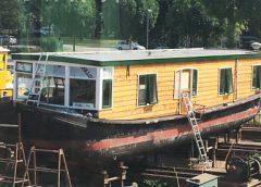 Passie voor een oude Haastrechtse woonboot – deel twee: 'Victory or die'