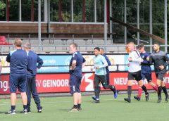 SV Geinoord begint met eerste training