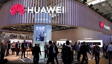Populariteit Huawei aanzienlijk gedaald in Nieuwegein