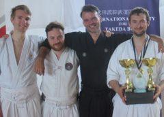 Takeda Ryu Nederland in de prijzen op Internationaal Toernooi