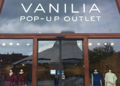 Vanilia opent outlet pop-up store in Cityplaza