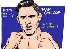 PENTekening 200: 'Meet Rico Verhoeven op Sportpark Galecop'