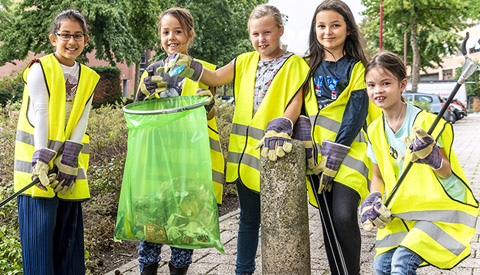 Deelnemen aan de World Cleanup Day op 19 september kan nog steeds