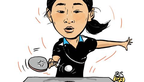 PENTekening: 'Dertienjarige Xijin maakt eredivisiedebuut bij VTV'