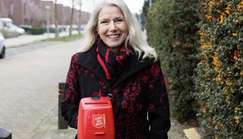 Leger des Heils zoekt collectanten in Nieuwegein