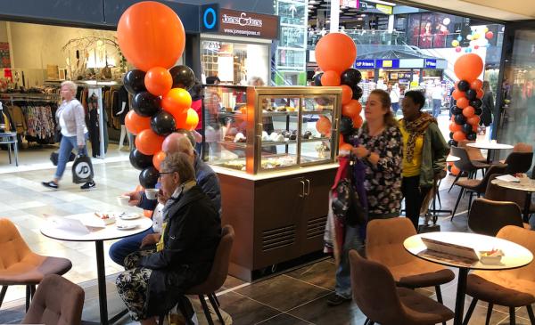 Italiaans genieten in Nieuwegein met Doppio Espresso