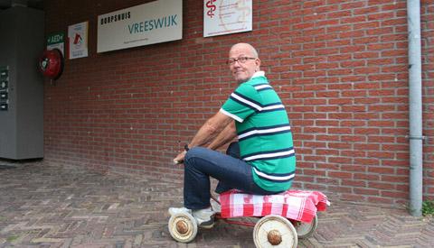Dorpshuis Fort Vreeswijk doet mee aan NLdoet op 14 maart