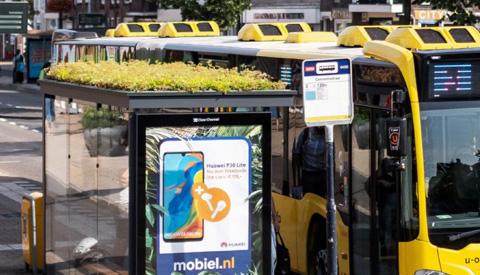 Groene bushokjes voor een beter (leef-)klimaat, nu ook in Nieuwegein