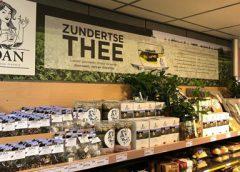 PLUS van Loon start verkoop thee van Nederlandse bodem