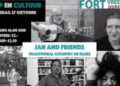 Soep&Cultuur met 'Jan&Friends'