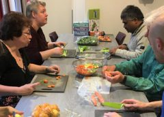 AHN Kookworkshop 'Creatief koken met een beperkt budget'