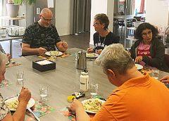 AHN Kookworkshop: 'Cretief koken met een beperkt budget'