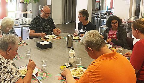 AHN Kookworkshop: 'Creatief koken met een beperkt budget en Kerstsoos'