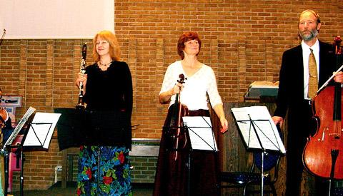 Kamermuziekconcert in de Dorpskerk van Jutphaas