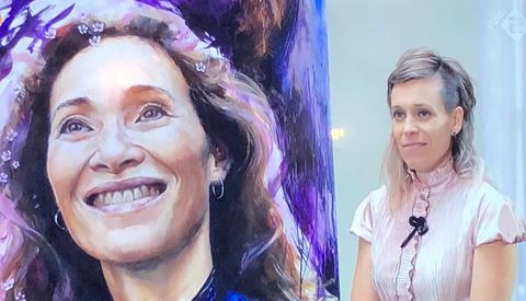 PENTekeninig: 'Nieuwegeinse 'wint' Sterren op het Doek'