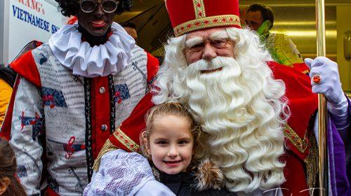 Video: Sinterklaas aangekomen in Nieuwegein