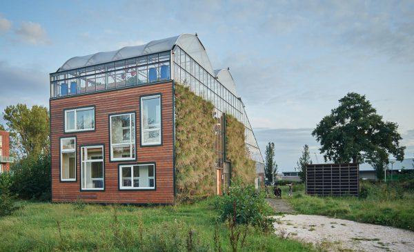 Gemeenteraad Nieuwegein kiest voor energiepositieve woningen in Rijnhuizen