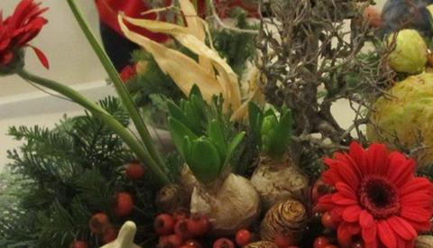 Workshop 'Kerstcreatie maken'