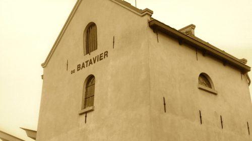 De stoomkorenmolen 'De Batavier'