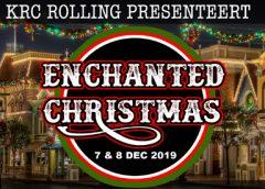 Video: Impressie van de spectaculaire rolschaats(kerst)show van KRC Rolling