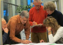 Workshop 'tekenen met grijs potlood' met architect Emad Al Fatly
