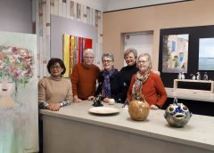 Expositie: 'happy art 2020!'