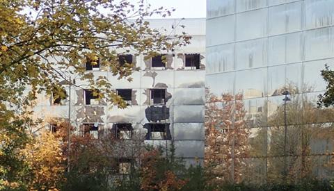 Zwolsche Algemeene kantoorgebouw Nieuwegein 1984-2019