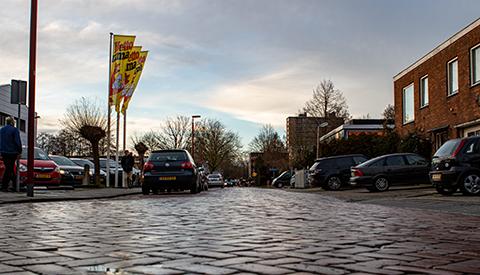 'De Hildo Kropstraat'