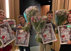 Jongerenlintjes 'De Doorslag' uitgereikt tijdens nieuwjaarsreceptie
