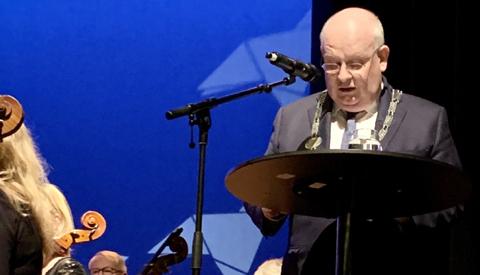 Nieuwjaarstoespraak burgemeester Frans Backhuijs, 6 januari 2020