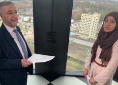 Lezing: 'De Moslima en de Rabbijn, samen Over Muren Heen in Holland'
