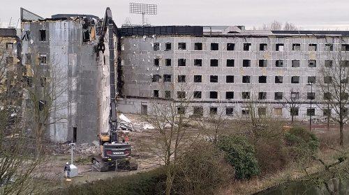 Sloop markante gebouw aan de Buizerdlaan gevolgd door omwonenden: 'RinkeldeKinkel…'
