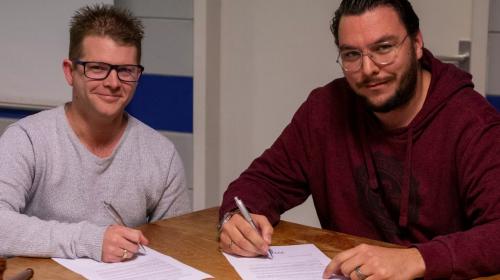 Korfbalvereniging Koveni verlengt contract met hoofdtrainer Stephan Cinjee