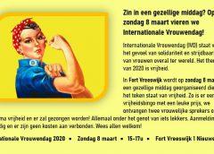 Zing mee in gelegenheidskoor op Internationale Vrouwendag