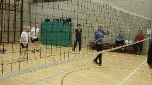 Verantwoord bewegen en volleyballen voor (ex) hart-/ vaat patiënten en diabetici!