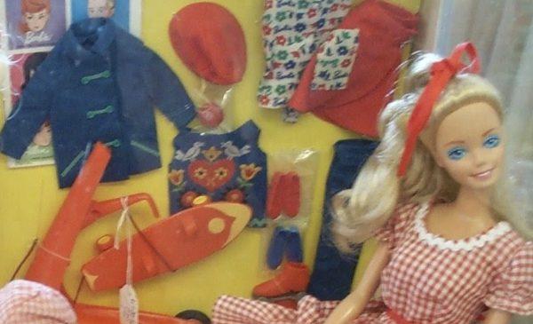 Barbie In Holland Verzamelbeurs