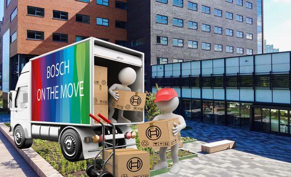 Bosch Energy and Building Solutions naar Nieuwegein