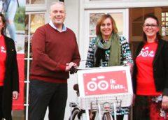 Nieuwegein haakt aan bij de Ik fiets campagne van de provincie Utrecht