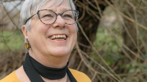 Portret van de week: 'Wie is daar 'vliegende-keep-oma' in Nieuwegein?