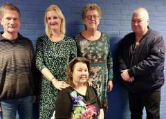 Wijknetwerk Fokkesteeg heeft nieuw bestuur