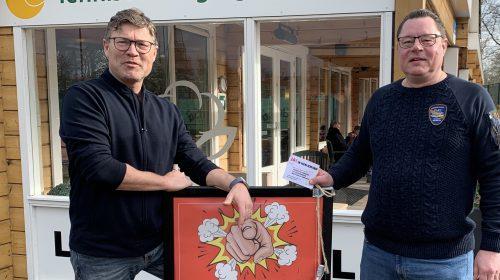 Nieuwe voorzitter voor Tennisvereniging Rijnhuyse