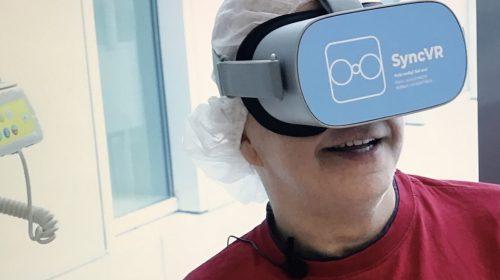 St. Antonius Ziekenhuis experimenteert met inzet VR-brillen