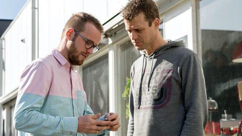 Portret van de week: 'Wie zijn daar twee jonge ondernemers die de coöperatie StekUp zijn begonnen?'