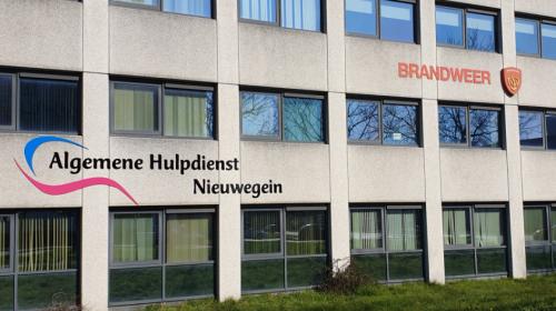 Algemene Hulpdienst Nieuwegein al 47 jaar actief in jarige gemeente