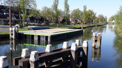 Vervangen beschoeiing oever Hollandsche IJssel Doorslag