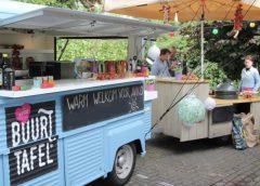 'Week van de Buurttafel' op Buurtplein Zuid