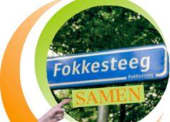 Website 'Fokkesteeg Samen' staat live!